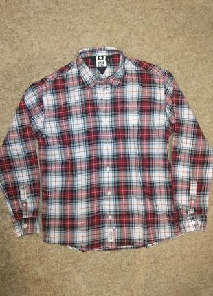 Рубашка tommy hilfiger ориг.на 11-13л.