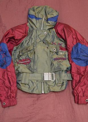 Спортивная куртка spyder