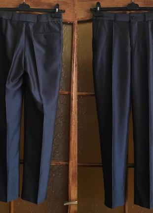 Классический школьный брючный костюм на мальчка 11 лет marks & spencer