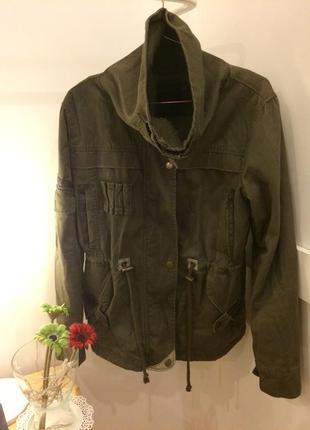 Куртка crafted