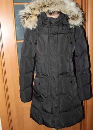 Модна і тепла курточка на холофайбері / dapper exclusive