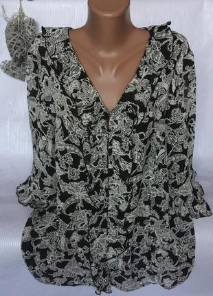 Шикарная блуза ann harvey