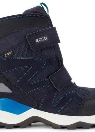 Зимние ботинки сапоги ecco экко snow mountain