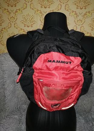 Детский фирменный рюкзак mammut
