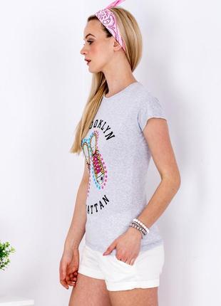 17-147 женская футболка2 фото
