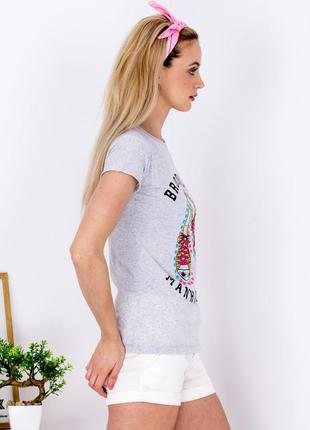 17-147 женская футболка3 фото