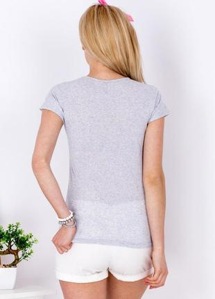 17-147 женская футболка5 фото