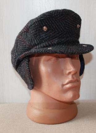 Шерстяная винтажная гэтсби кепка швеция хипстер кепка воровка