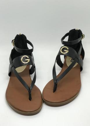 Чёрные босоножки - гладиаторы бренд