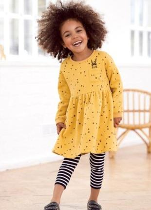 Платье-туника на 4-5 лет от некст