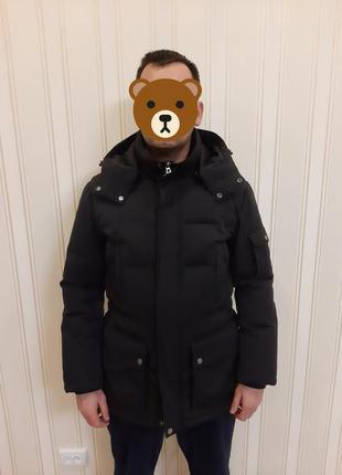 Куртка geox 52 зима