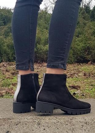 Ботинки semler оригинал германия натуральная кожа