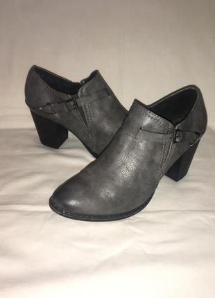 Ботинки *marco tozzi* германия р.40( 26.00 см)