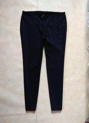 Стильные зауженные штаны брюки со стрелками comma, 44 размер.