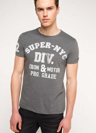 Мужская футболка defacto одежда турция 225