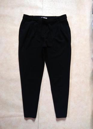 Зауженные классические штаны брюки со стрелками george , 16 размер.