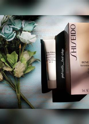 Крем shiseido benefiance day cream