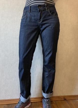 Классические синие джинсы tommy hilfiger