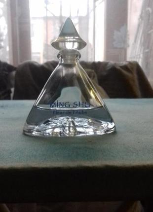 Винтаж! раритет! парфюм yves rocher ming shu.