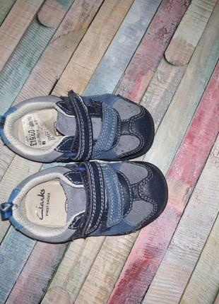 Туфли кожаные 12,5