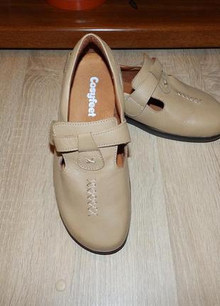 Туфли , мокасины , повседневная обувь cosyfeet shoe обувь для проблемных ножек