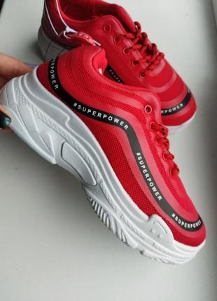 Суперские яркие кроссовки!