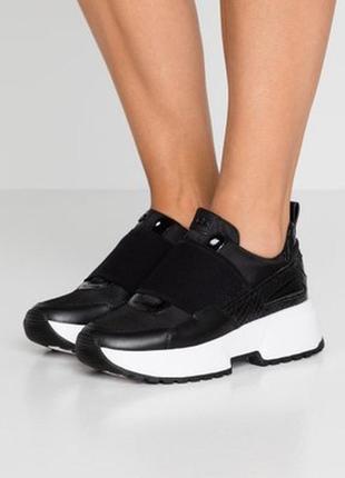 Кроссовки michael kors  cosmo slip-on sneakers .оригинал
