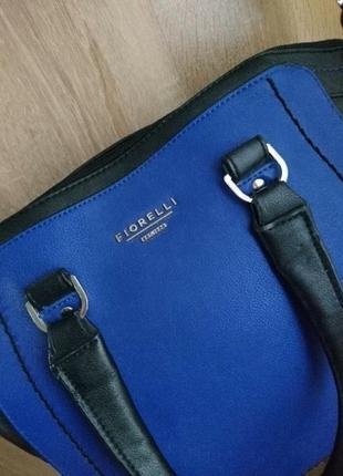 Большая стильная вместительная сумочка
