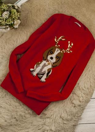 Класснючий джемпер свитер от tu рр 8 наш 42