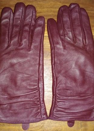 Женские кожаные перчаткиprimark