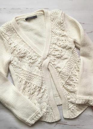 Оригинальная кофта свитер