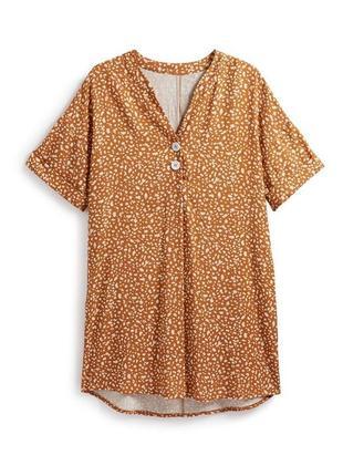 Лёгкое платье из вискозы