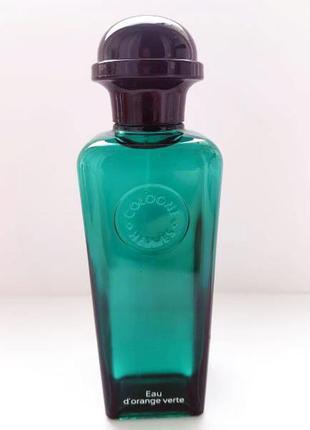 Hermes eau d ´orange verte eau de cologne
