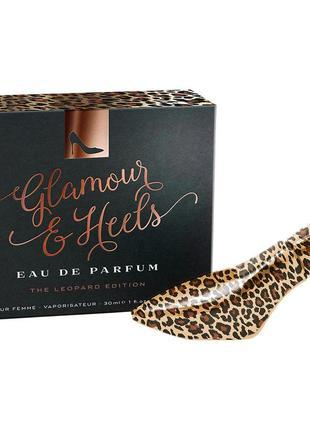 Glamour & heels leopard edition парфум женский
