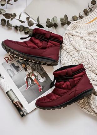 Зимние ботинки дутики sorel оригинал