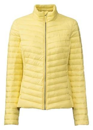 Утепленная демисезонная куртка esmara, гермаг