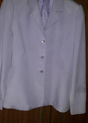 100% шовковий піджак debenham &  freebedy