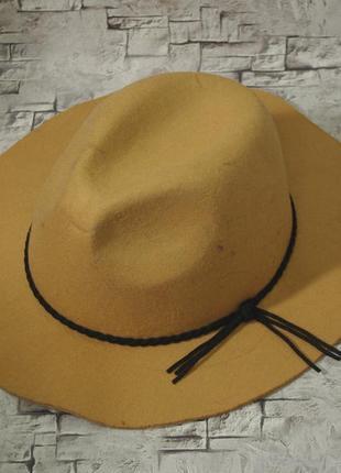 Распродажа, классная фетровая шляпа c&a