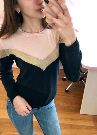 Женская кофточка свитшот свитер