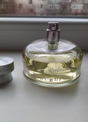 Оригинал burberry weekend 100 мл eau de parfum)))