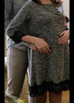 Платье. нарядное платье. платье для беременных