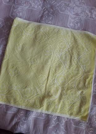 Новое махровое полотенце ссср