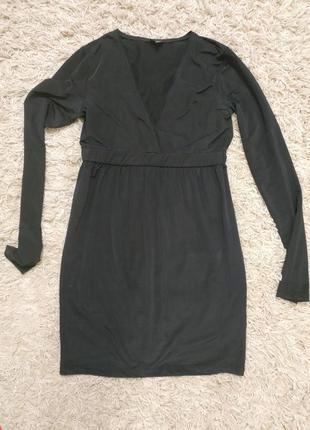 Платье вечернее наряжное маленькое черное платье