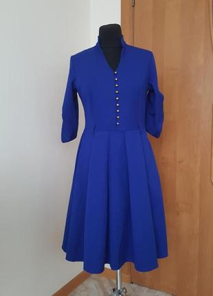 Красивое платье в стиле беби-долл от l'hotse fasfion