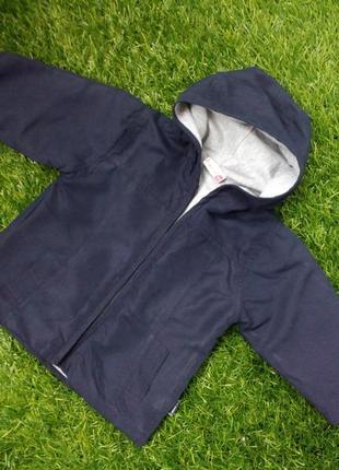 Курточка, valenri , двусторонняя (мастерка, кофточка)