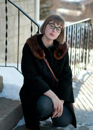 Винтажная шуба натуралка astra furs