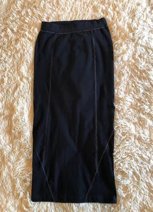 Брендовая юбка карандаш label lab, р-р 8