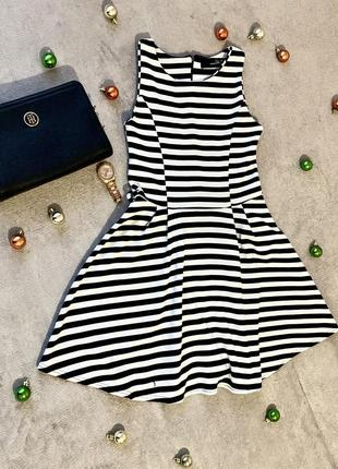 ❤️летнее платье в полоску
