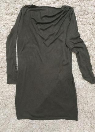 Платье кашемир с шелком