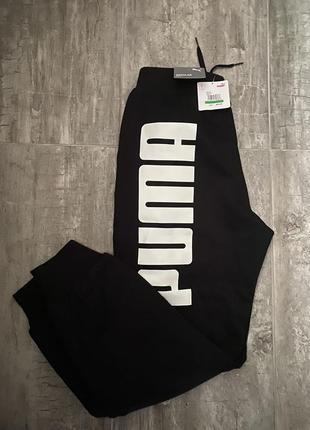 Женские теплые спортивные штаны puma, l